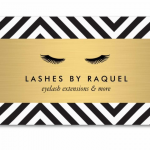Lashes by Raquel logo