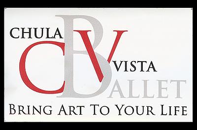 Chula Vista Ballet Logo